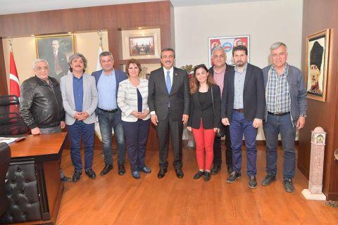 1 Mayıs Adana Tertip Komitesi Çukurovada