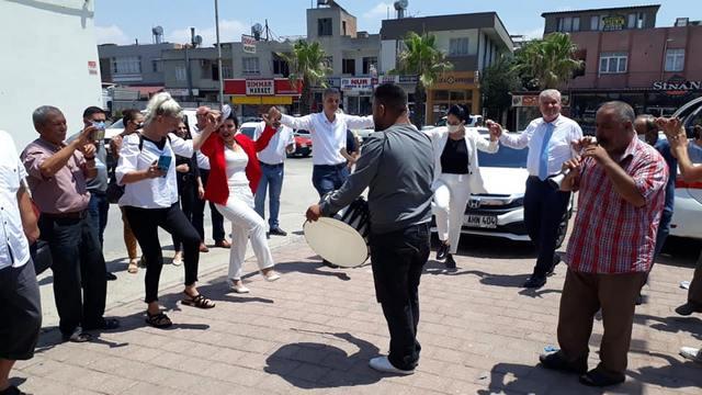 Memleket Partisi Adanada İki ilçe'de İnce Yola Başladı