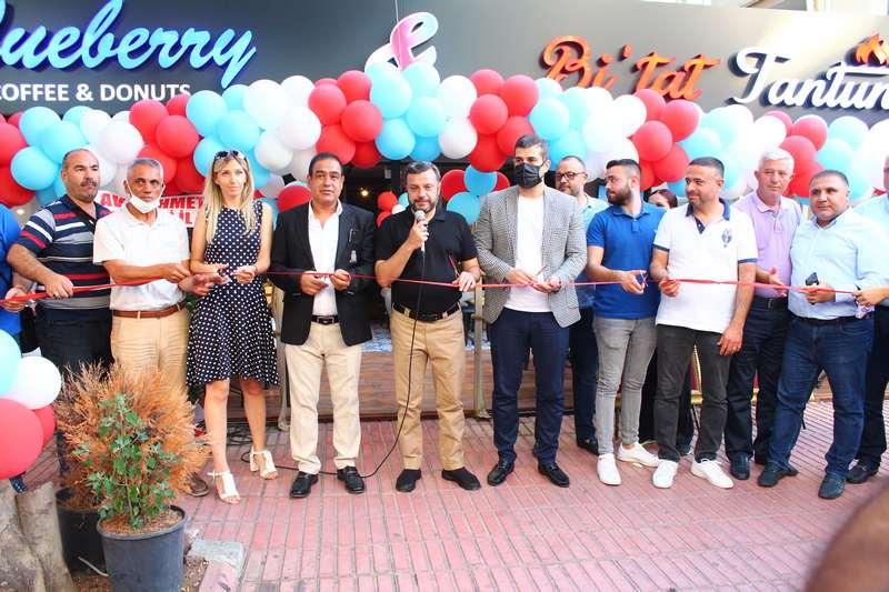 Bi Tat Tantuni Hakan Canpolat ve Nuretin Dağtekin yönetiminde 2. Şubesini Ziyapaşa Bulvarı'nda muhteşem bir etkinlikle açtı.  Açılışa Yüreğir Belediye Başkanı Fatih Mehmet Kocaispir, AK Parti Seyhan İlçe Başkanı Mustafa Özkan çok sayıda davetliler ve gazeteciler katıldı.