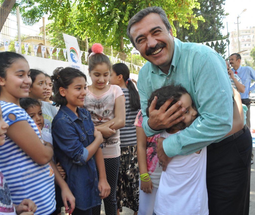 Başkan Çetin'den Kurban Bayramı mesajı