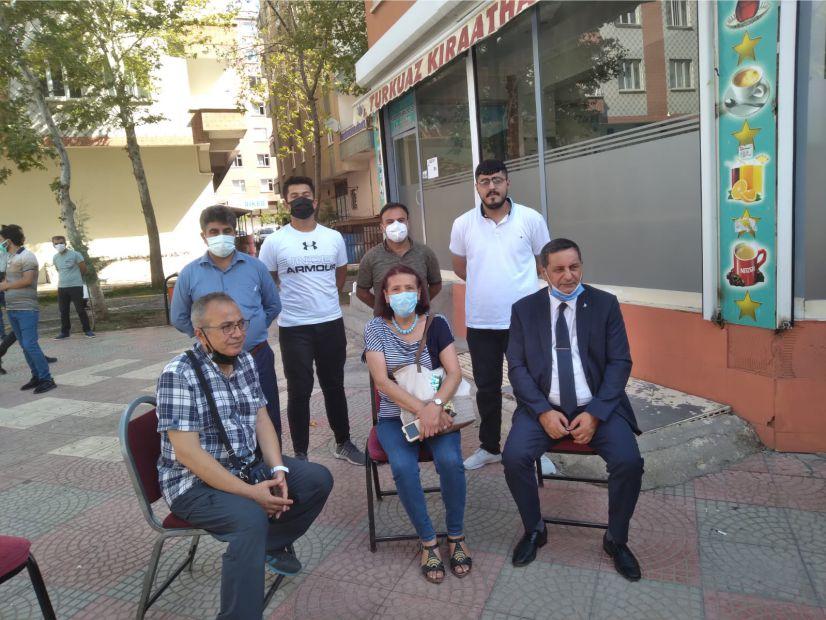 """Biçer, """"Anneleri yıldırmak için terör örgütü PKK sempatizanı kanallarda çocuklarımızın videosu paylaşıldı."""