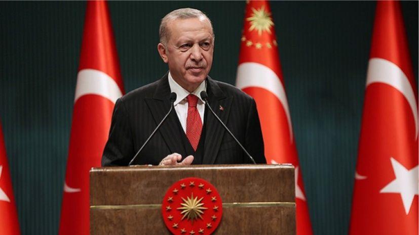 Cumhurbaşkan Recep Tayyip Erdoğan