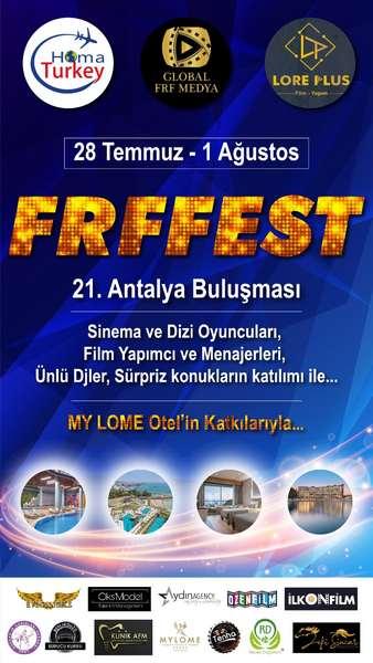 FRF 21. Antalya Buluşması