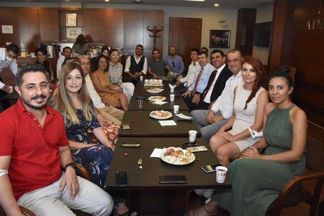 Adana Barosunda Geleneksel Bayramlaşma Yapıldı