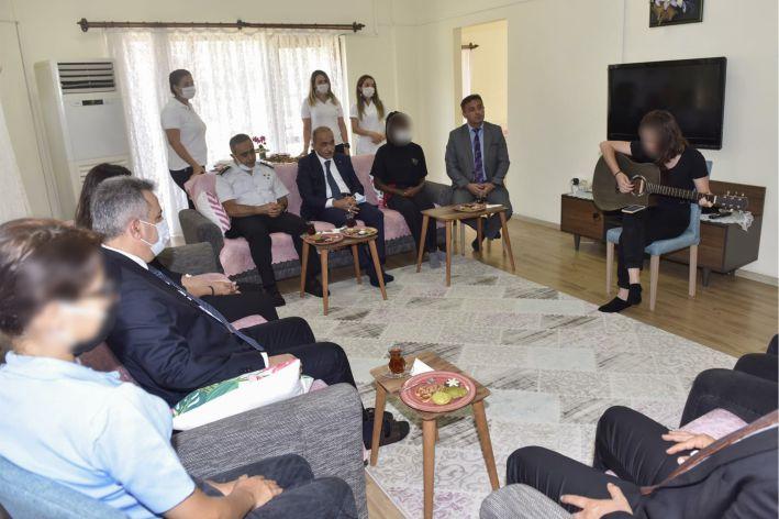 Adana Valisi Elba'dan Bayram Ziyaretleri