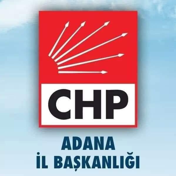 CHP ADANA İL BAŞKANLIĞI