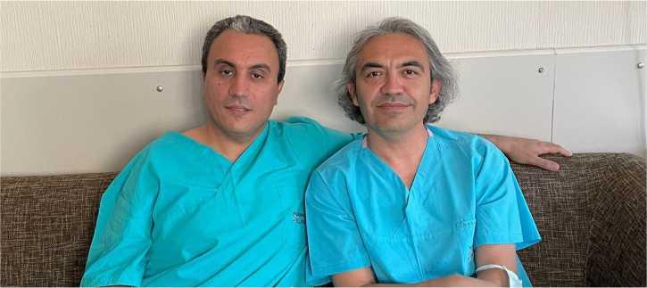 """2.BALCALI'DAN KARDEŞ ÜLKE AZERBAYCAN'A """"TAVİ"""" OPRERASYONU"""