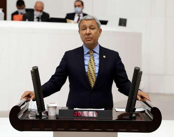 CHP Adana Milletvekili Orhan Sümer