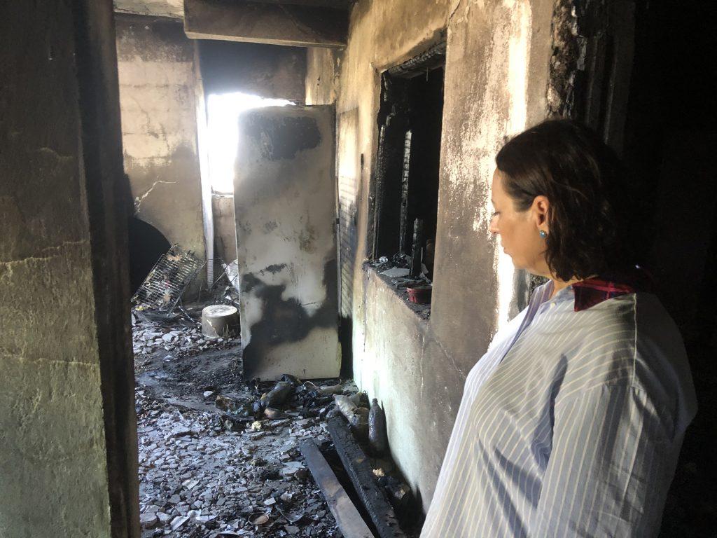 Şevkin Kozan'daki Yagın Bölgesini Ziyaret Etti
