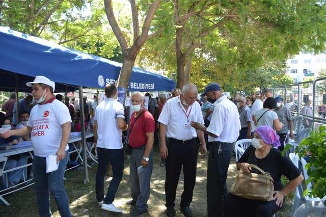 TÜED seçimlerinde Emeklilerin Çilesi