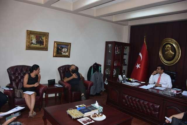 Adana Barosu Mahkemelerde Yaşanan Sorunlara Çözüm Arıyor