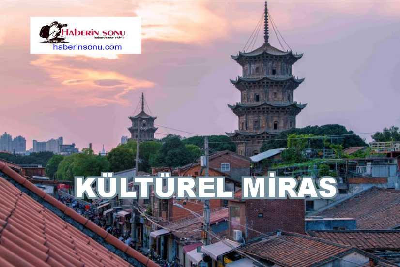 Çin'in 36 Yıllık Kültürel Miras Yolculuğu.
