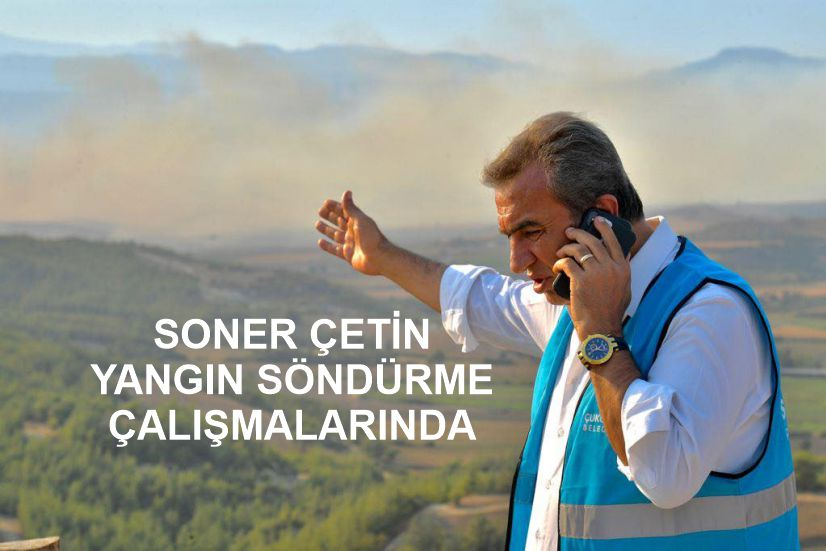 SONER ÇETİN
