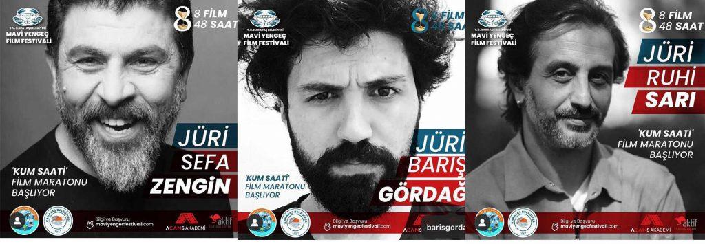Yengeç Kısa Film Festivali Başlıyor.