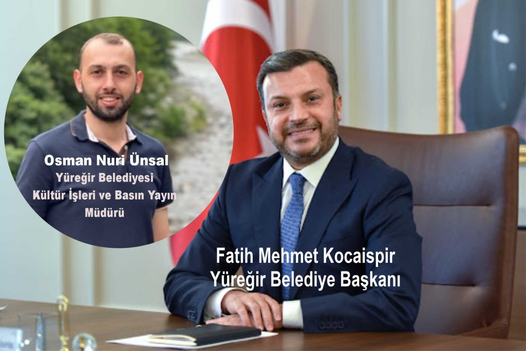 Yüreğir Belediye Başkanı (FATİH MEHMET KOCAİSPİR)DİKKAT