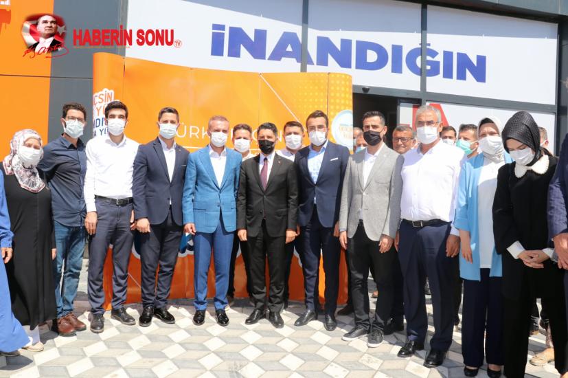"""AK Parti Adana İl Başkanı Mehmet Ay, """"Genel Merkezi'miz tarafından başlatılan 'Her Ay Her Sandıkta Bir Yeni Üye' kampanyası"""