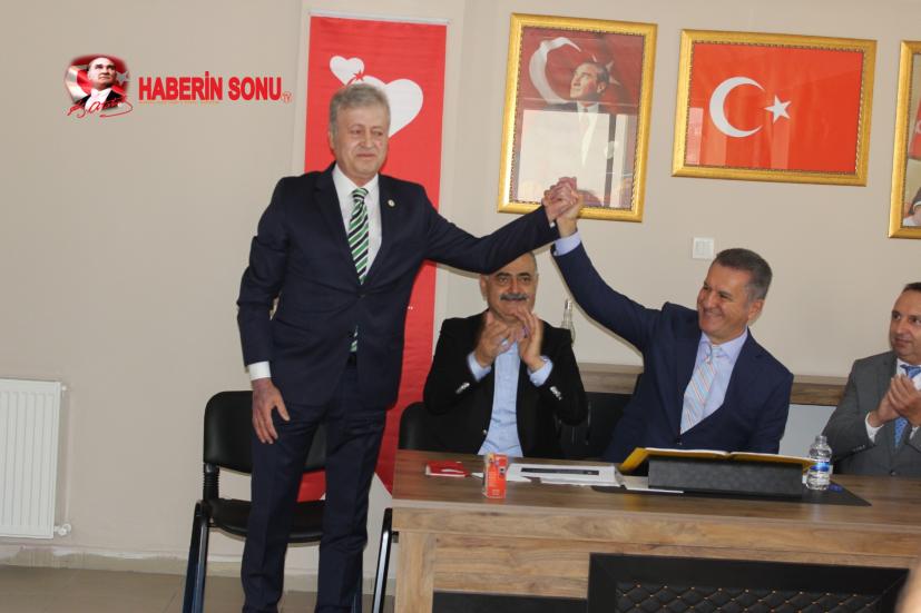 Sarıgül, partisinin 1'inci Olağan Büyük Kurultayı öncesi, Genel Başkan adayları arasında düzenlenecek olan seçimlere katılmak için, Kocaeli'ye geldi.