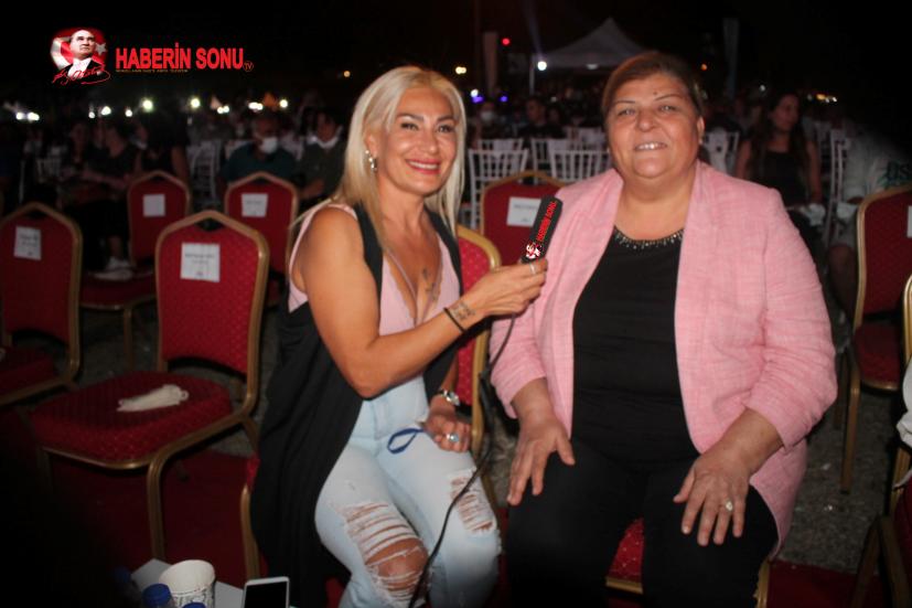 Ceyhan Belediye Başkanı Hülya Erdem ve STK'lardan Sorumlu Hicran Kara
