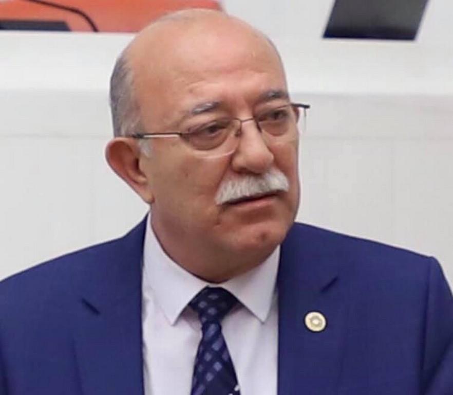 Adana Milletvekili İsmail Koncuk,