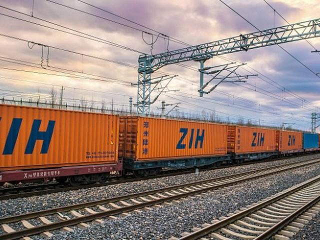 Çin-Avrupa kargo tren seferleri