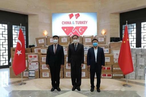 Çin ve Türkiye aşı için beraber çalışıyor