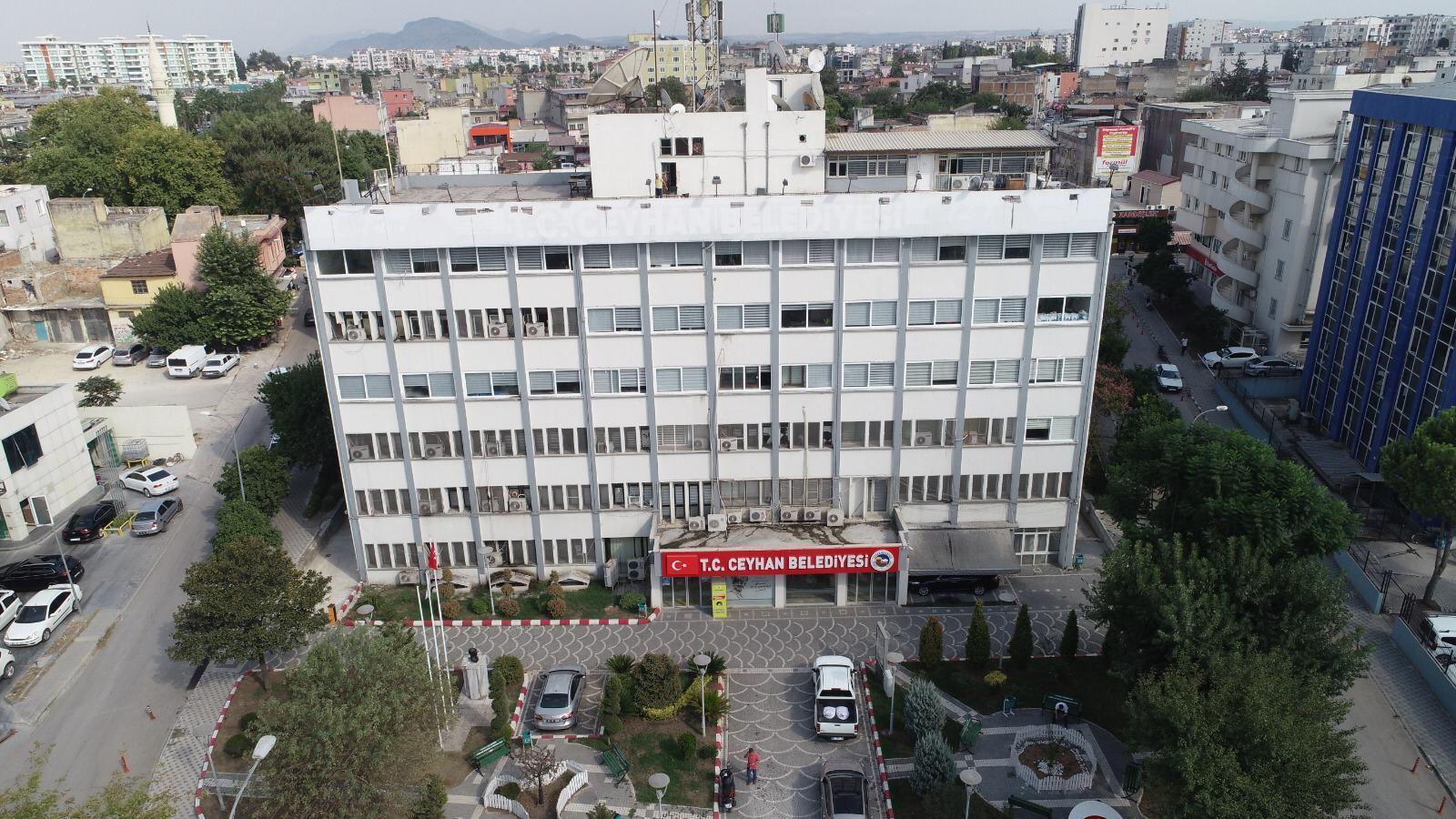 Ceyhan Belediye Binası