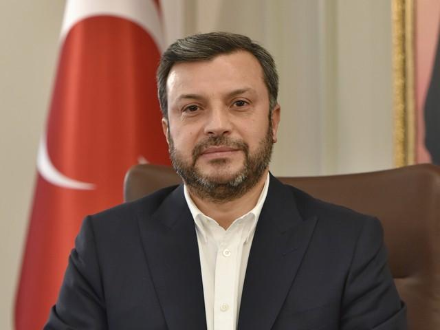 Başkan Kocaispir'