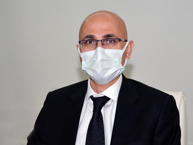 """Uzm. Dr. Menteş, """"Atıl durumdaki hastaneler hizmete açılmalıdır"""""""