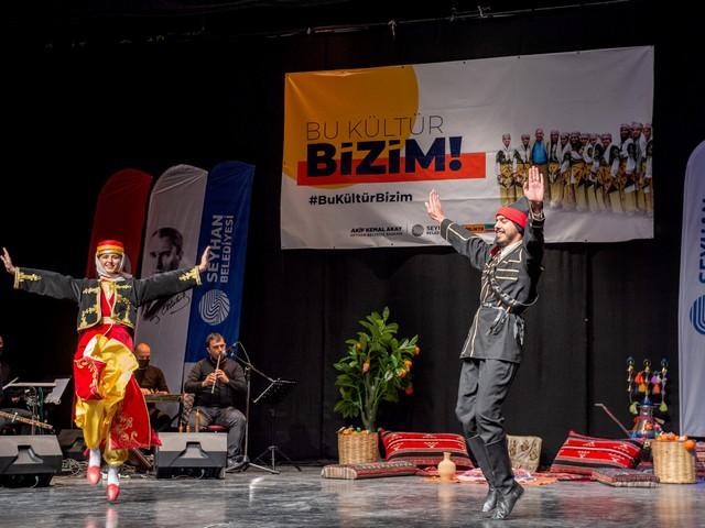 """Seyhan Belediyesince organize edilen """"Bu Kültür bizim"""" ve """"Seyhanlı için Söyle"""" projeleri kapsamında gerçekleştirilen konserler, Seyhan Belediyesi Youtube Kanalından takip edilebilir."""