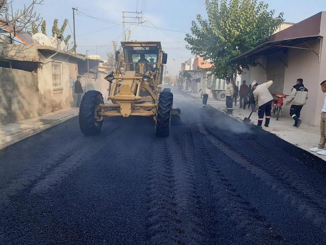 Ceyhan'da Çalışmalar Devam Ediyor