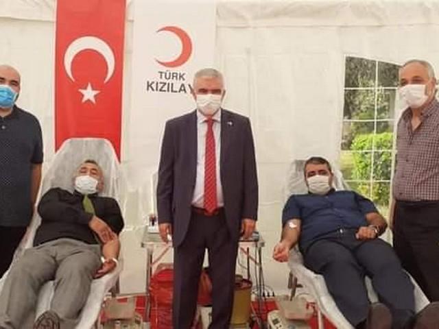 KIZILAY DOĞAL AFETLERDE ÖN SAFTA HABERİN SONU www.haberinsonu.com
