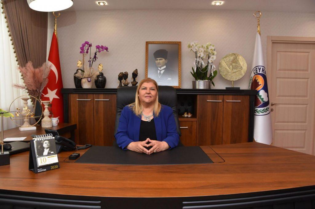 Ceyhan Belediye Başkanı Hülya Erdem