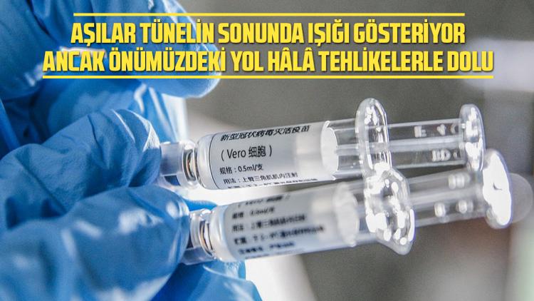 Uluslararası toplum aşı milliyetçiliğini reddetmeli