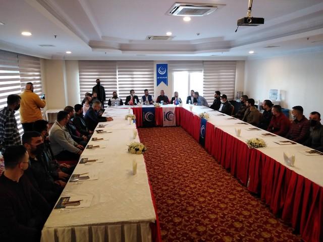 Türkiye'de örgütlenen Ak Ocaklar Mersin'de