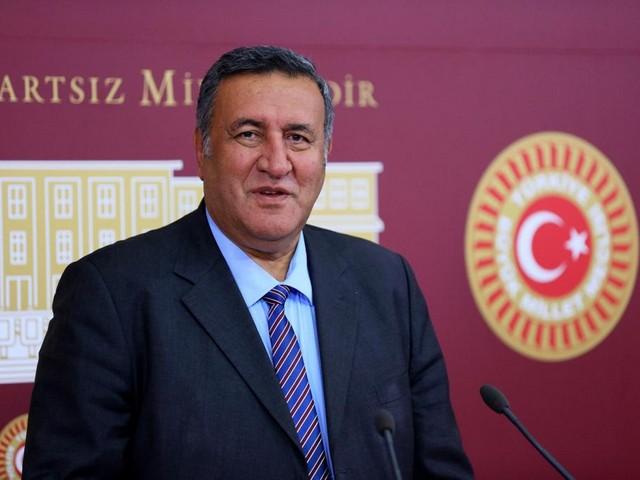 CHP Milletvekili Ömer Fethi Gürer