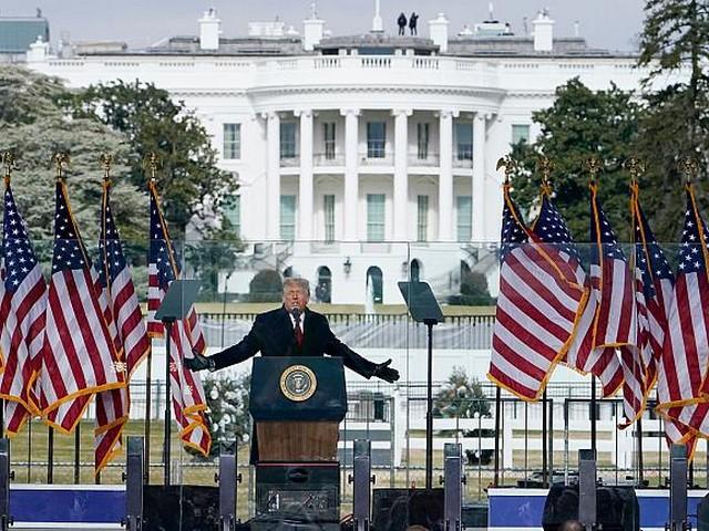 ABD'de Kongre binasının işgali sonrası Beyaz Saray'da istifa dalgası