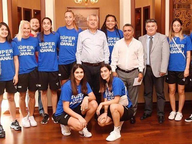 Büyükşehir Belediyesi Adana Basketbol yenilgiye alıştı:75-89 HABERİN SONU www.haberinsonu.com