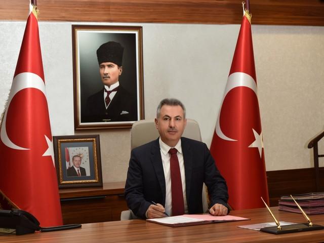 Başlık ekle Vali Süleyman Elban'ın