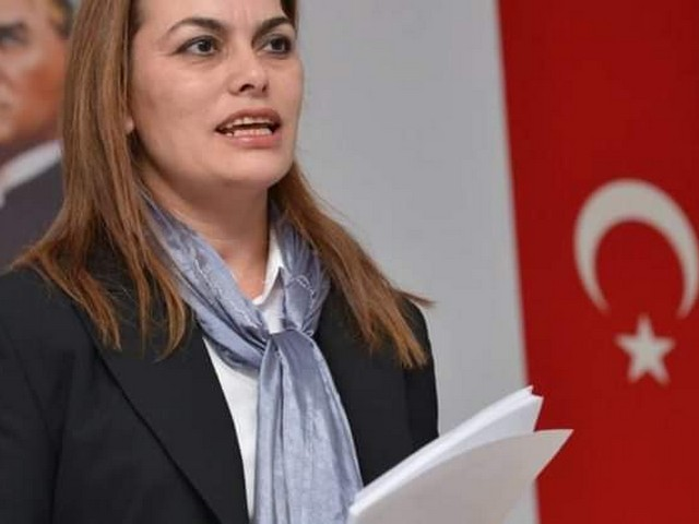 Ebru ÖZTÜRK Epilepsi ve Yaşam Platformu Kurucusu&Başkanı