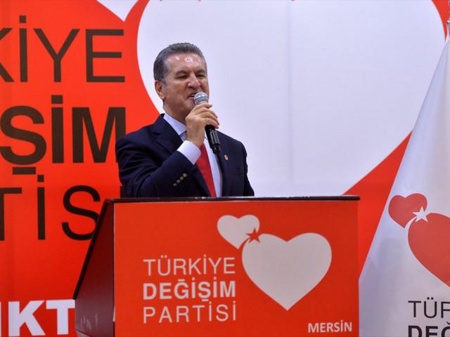 Türkiye Değişim Partimiz, bu milletin imanıdır