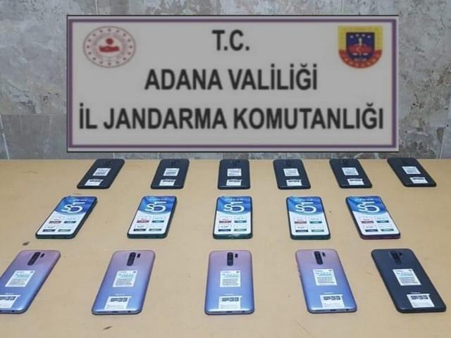 Kaçak Telefon Operasyonu HABERİN SONU www.haberinsonu.com