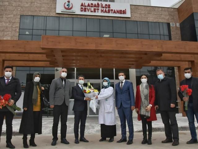 ALADAĞ Devlet Hastanesi
