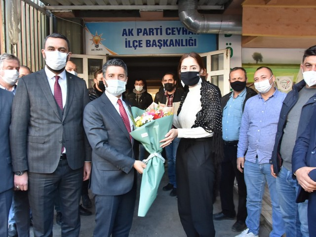 AK Parti Ceyhan İlçe Başkanlığı