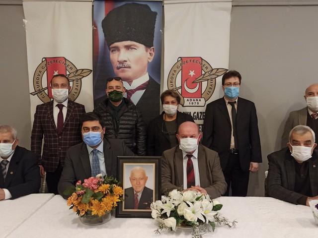 Torunu Reha Yereşen'in organize ettiği, pandem kuralları gözetilerek gerçekleştirilen anma etkinliği, ÇGC Sosyal Tesisleri'nde yapıldı.