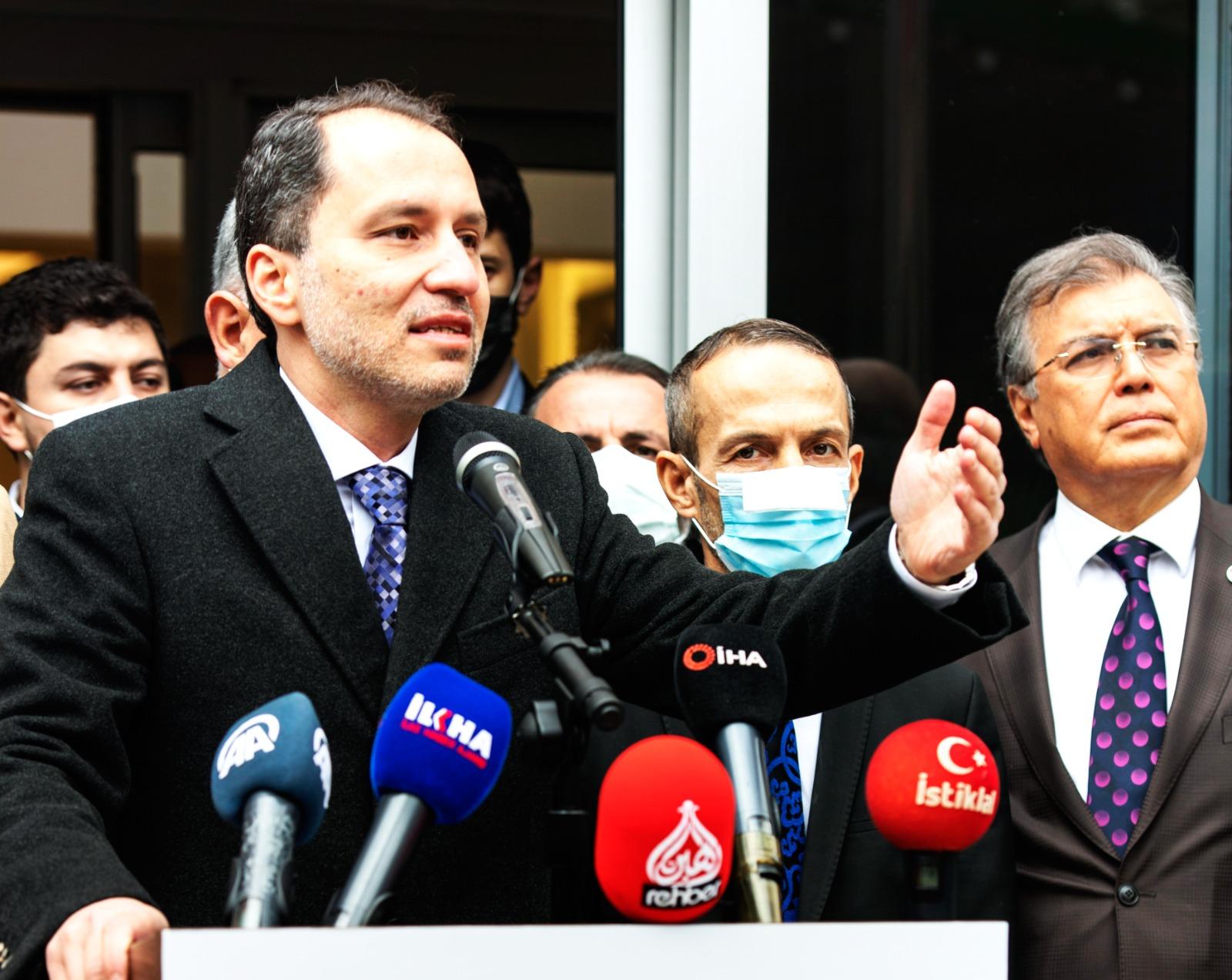 Fatih Erbakan'