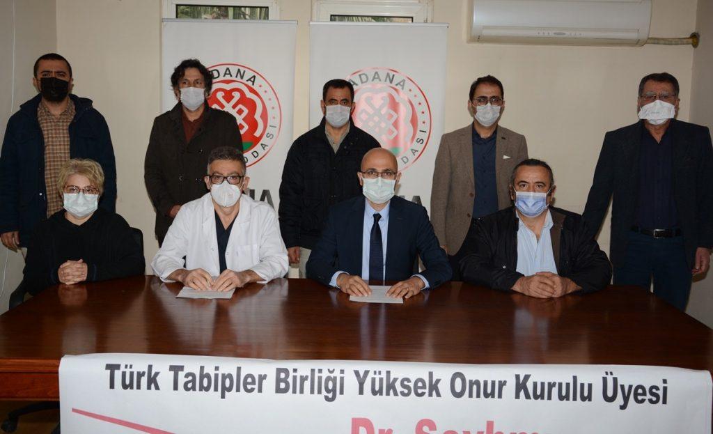"""UZM. DR. MENTEŞ, """"TUTUKLANMA ADALETLİ DEĞİLDİR"""""""