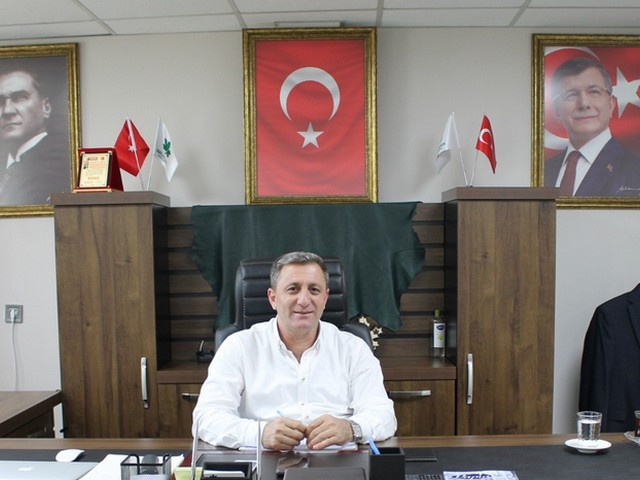 Kenan Akaya Gelek Partisi Adan İl Başkanı Haberin Sonu www.haberinsonu.com