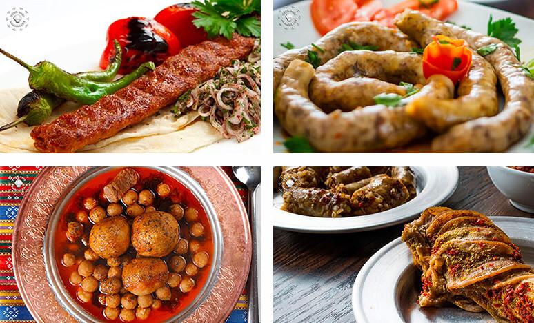 Adana'nın en meşhur yemekleri
