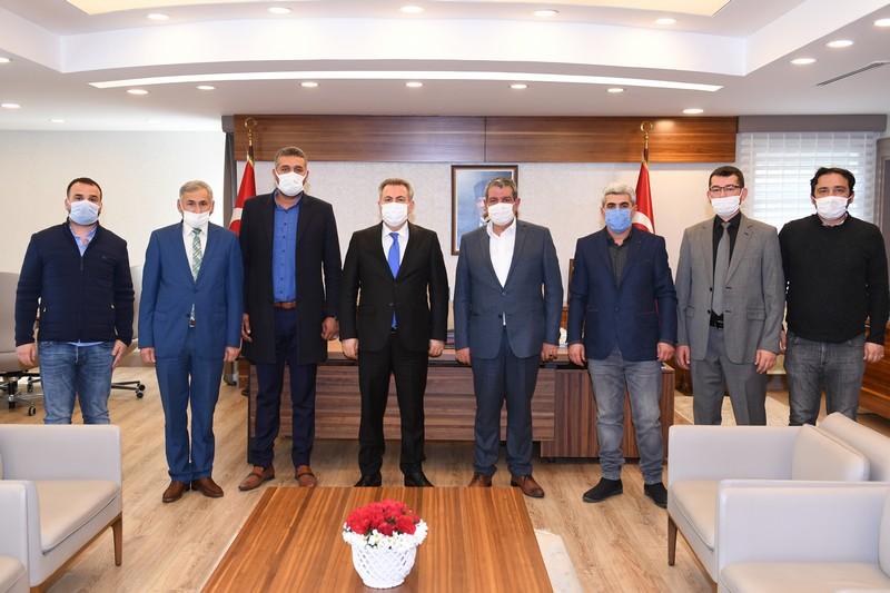 Adana Sürücü Kursları Derneği Başkanı Hüseyin Erfidan