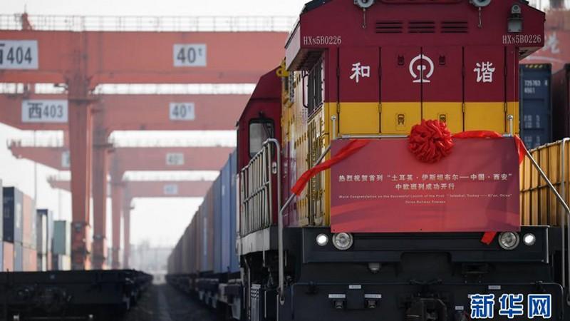 Çin-Türkiye işbirliği yoğunlaşıyor
